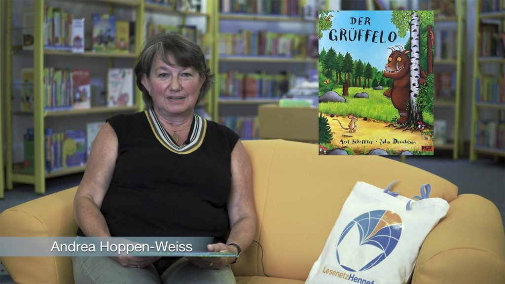 Vorschau Buch 01 - Der Grüffelo