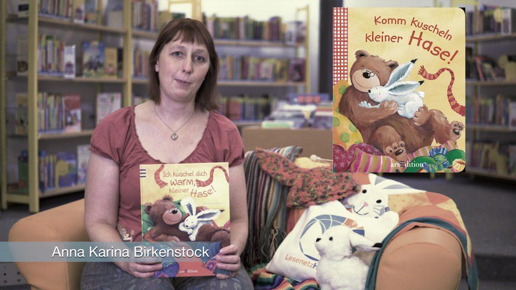 Vorschau Buch 02 - Komm kuscheln kleiner Hase