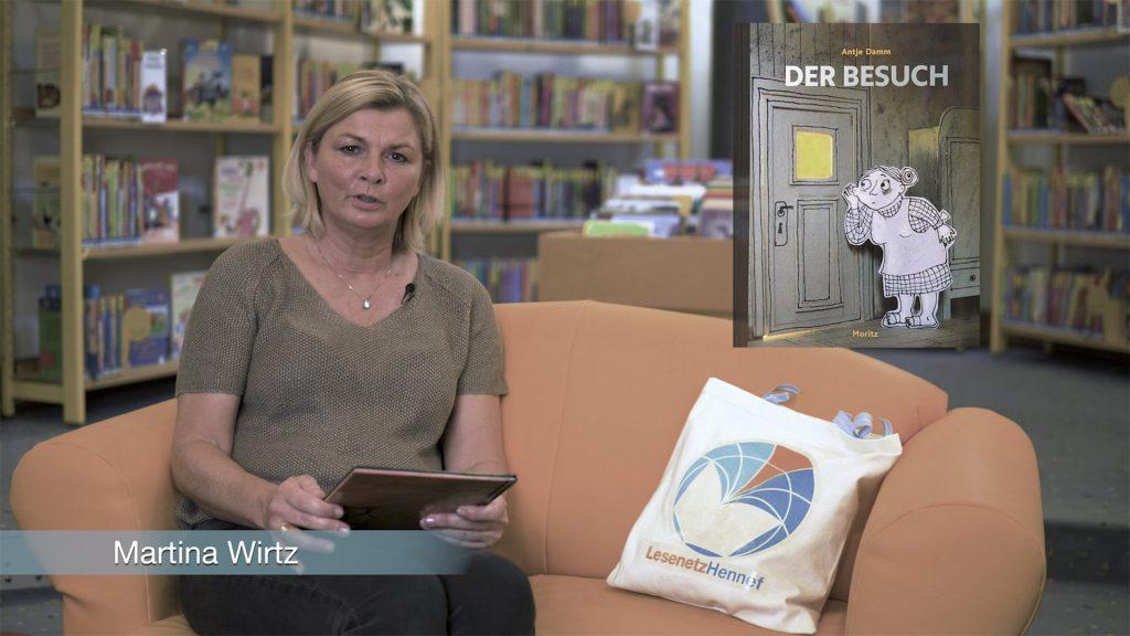 Vorschau Buch 03 - Der Besuch